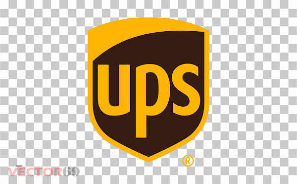 UPS (United Parcel Service) Logo - Download Vector File PNG (Portable Network Graphics)