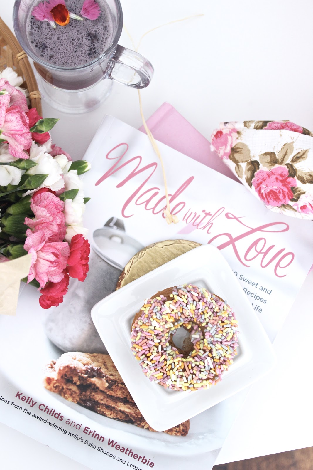 Kelly's Bake Shoppe, Burlington, ON Made with Love cookbook , Pastels & Pastries