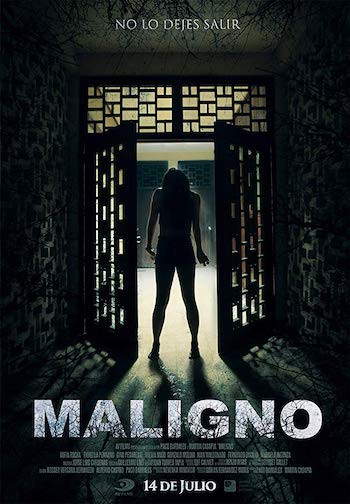 Maligno 2016 Hindi Dual Audio WEB-DL 280mb 480p