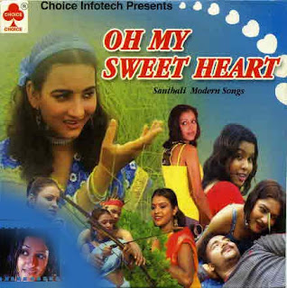 oh my sweet dear santali album cover