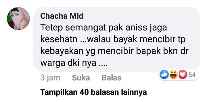 Banjir Jadi Ajang Bully Anies, Netizen: Pencibir Bukan Warga Jakarta