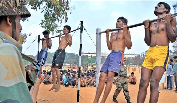 Dumka Army Rally, Indian Army Rally, Open Bharti Rally
