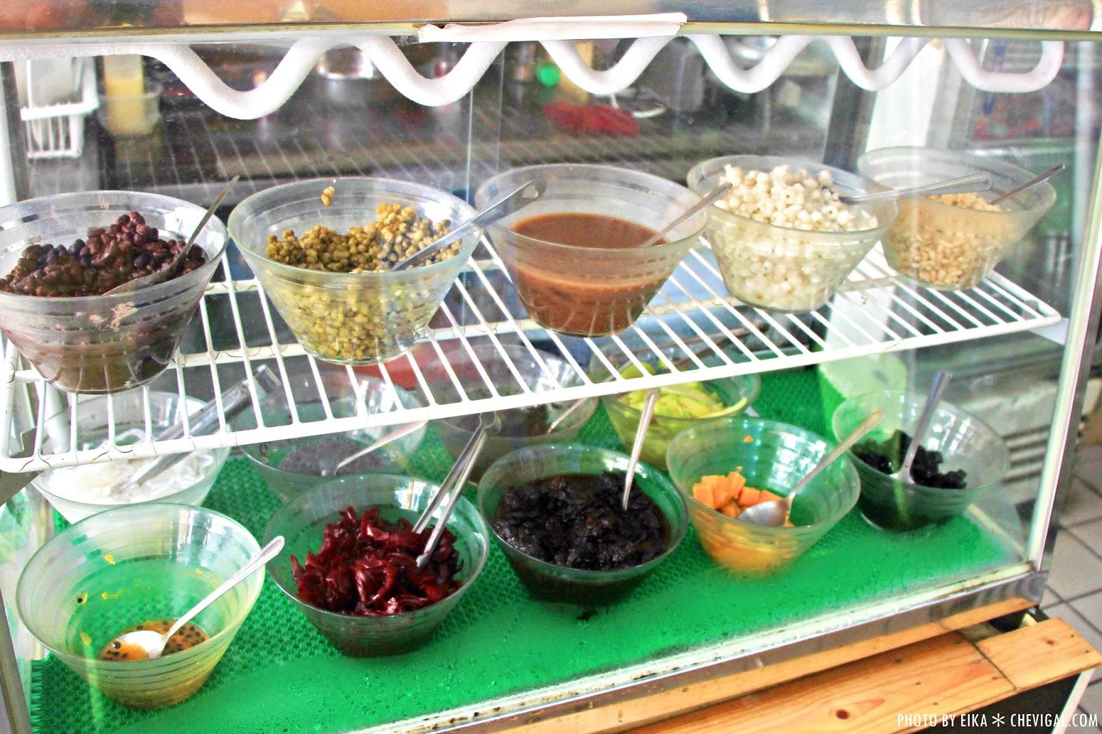 IMG 0122 - 台中烏日│蔡冰甜品。雪山上的愛情最純粹。全台獨有的鳳梨玫瑰冰。等你來感受芬芳原味