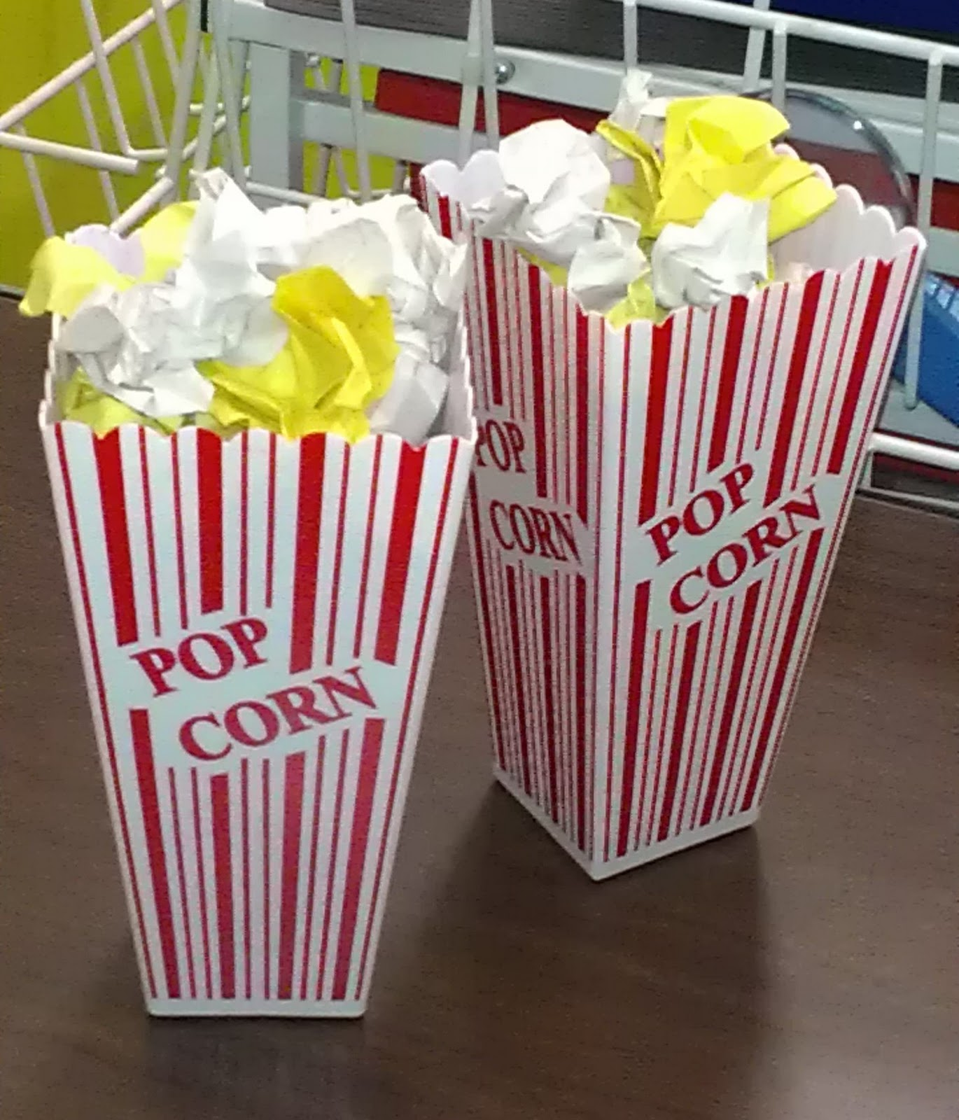 Apples to Applique Popcorn Writing