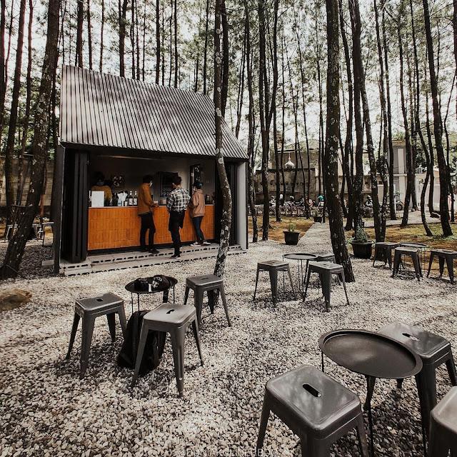 Teduh Coffee Bandung Jawa Barat