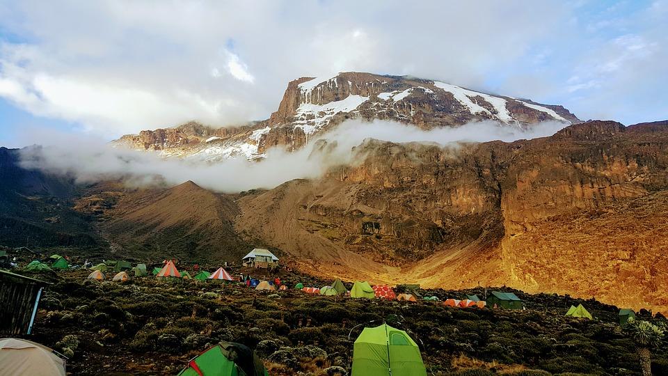 parc national du Kilimandjaro tanzanie