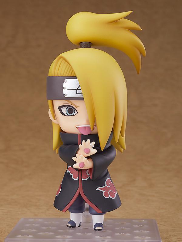 Figuras: Nendoroid Deidara de Naruto Shippuden - Good Smile Company