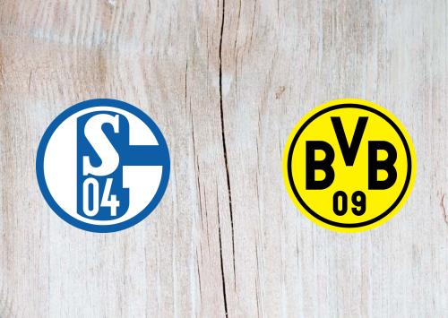 Schalke 04 vs Borussia Dortmund -Highlights 20 February 2021
