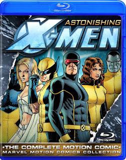 Astonishing X-Men – Miniserie [2xBD25] *Con Audio Latino