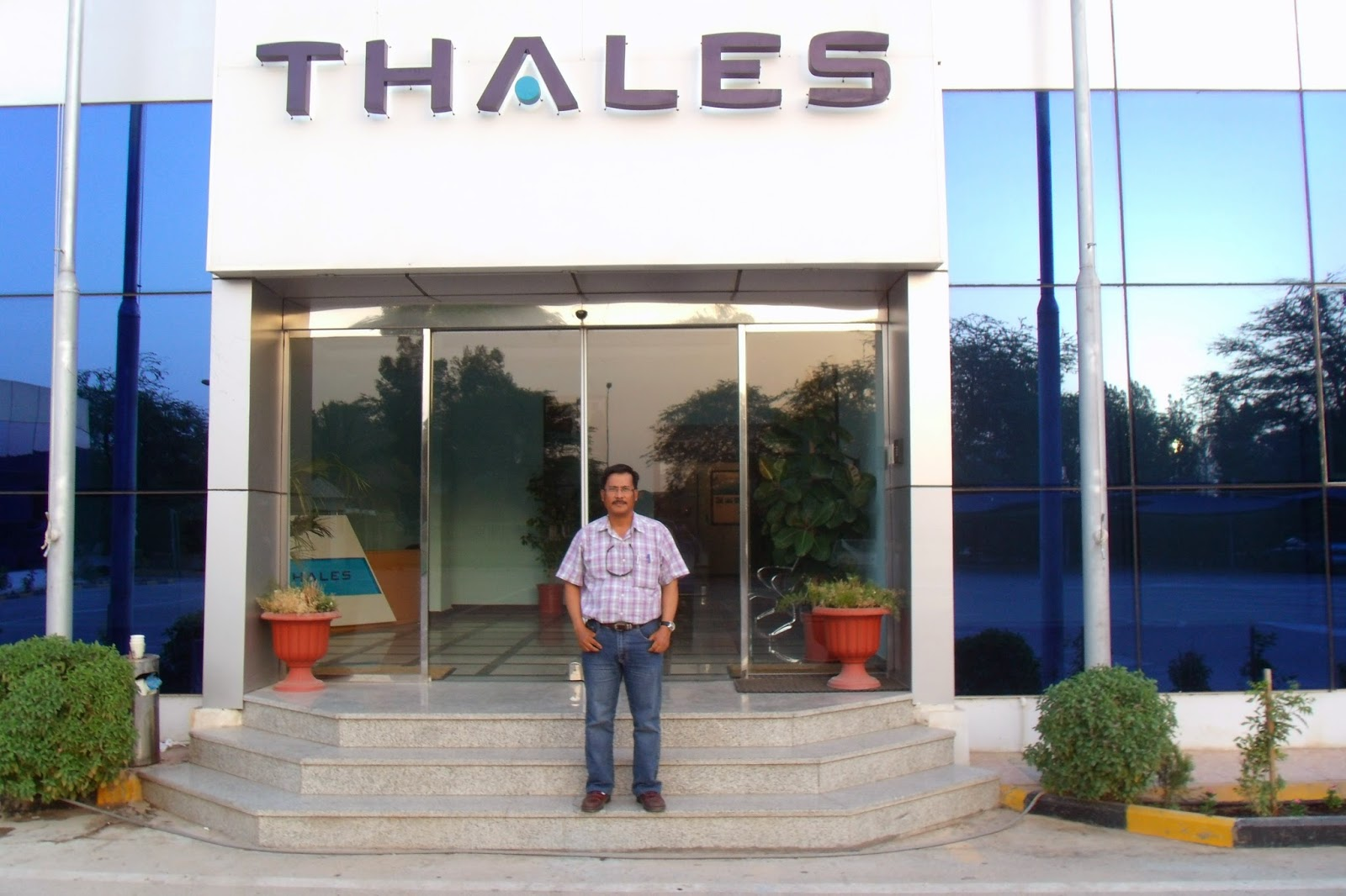 GUILLERMO ARGAME AMAN: Thales Security Solutions & Services