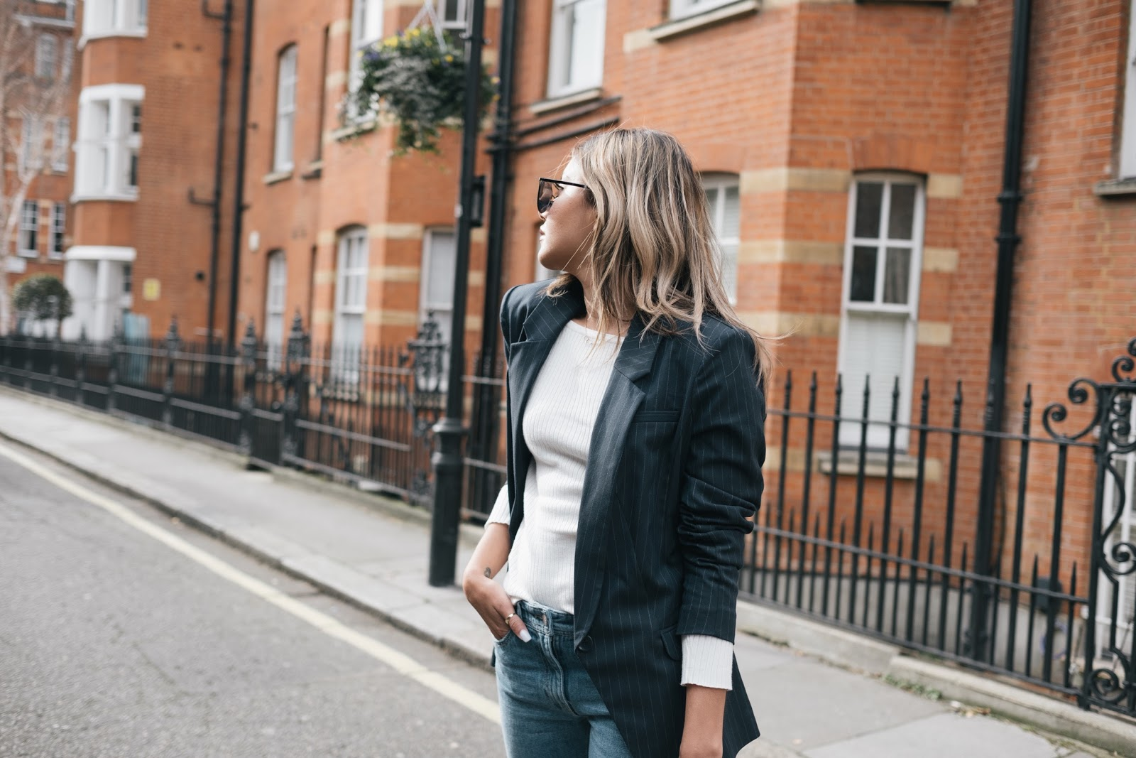 Why I Don't Treat My Blog as a Business // V by Very SS17