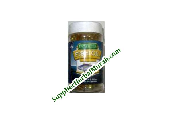 Innolife Fish Oil (Kapsul Minyak Ikan)