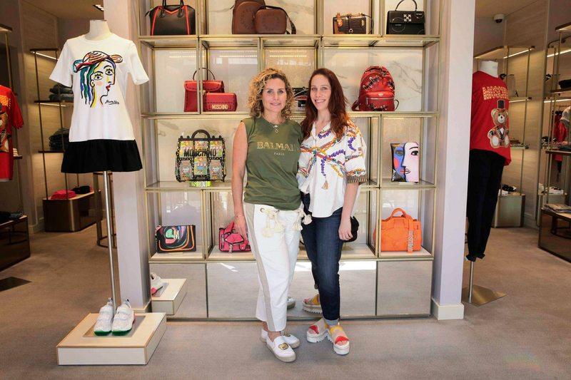 Hijas de Sarika Rodrik convencieron a su mamá y abrieron una tienda en un mall