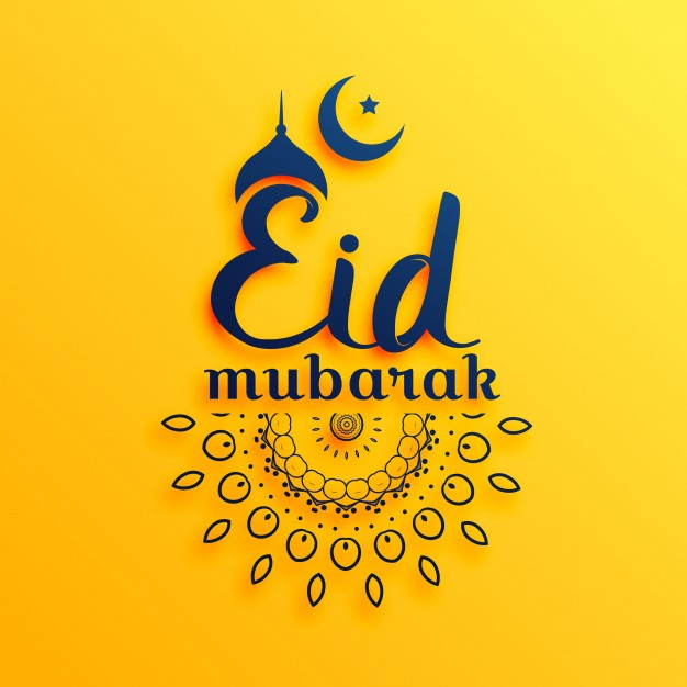 happy eid mubarak wishes 2018