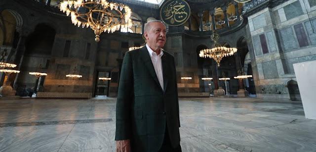 Τουρκία και Αγία Σοφία