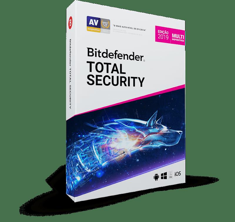 Bitdefender Total Security 2017 Download Grátis