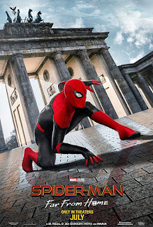 Spider-Man Far From Home 2019