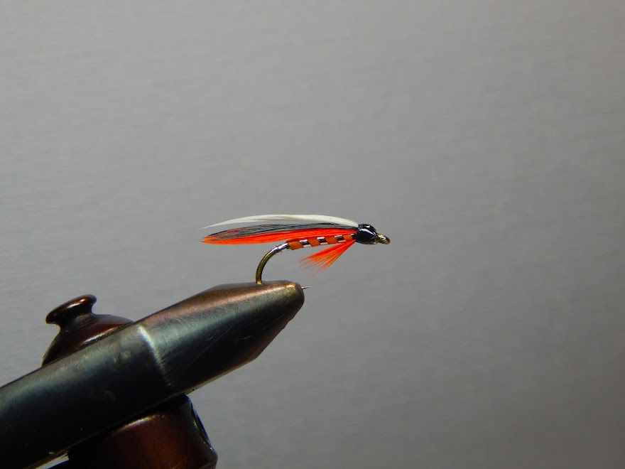 A good wet fly at this time of year