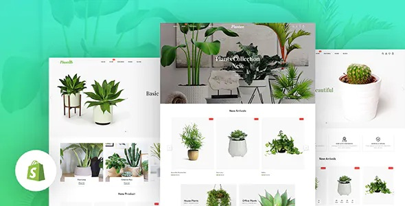 Best Gardening & Houseplants Shopify Theme