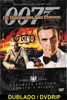 Assistir 007 Os Diamantes São Eternos 07 Dublado 1971