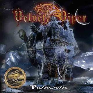 """Ο δίσκος των Velvet Viper """"Pilgrimage"""""""