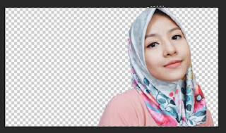 Cara menghilangkan background di Photoshop