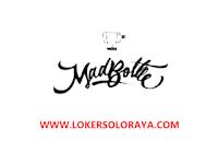 Lowongan Kerja Cook Helper di MadBottle Coffee Solo