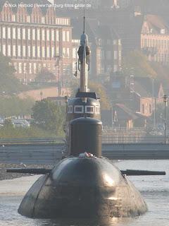 U-Boot 434, Museum, Hamburg, U-434