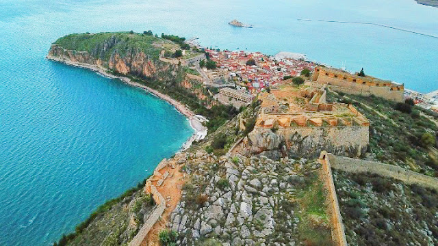 """Wonders of Greece"": Βρετανική τηλεοπτική σειρά θα γυριστεί σε Ναύπλιο και Επίδαυρο"