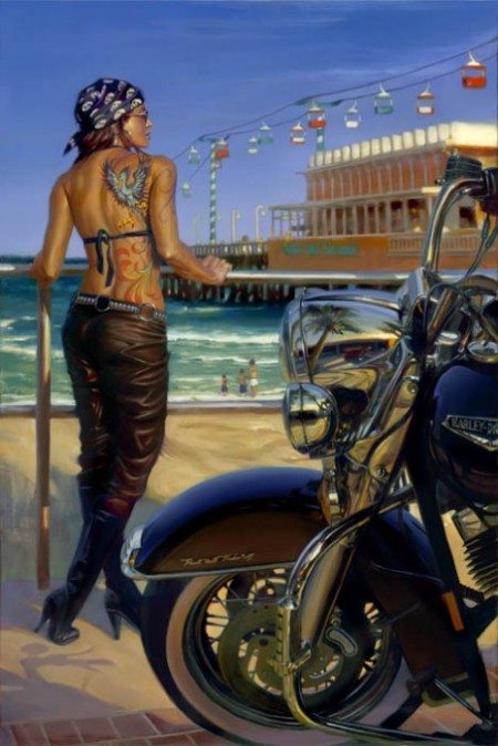David Uhl – Pin Up and Cartoon Girls Art | Vintage and ...