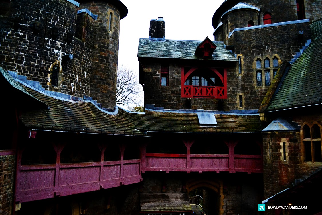 bowdywanders.com Singapore Travel Blog Philippines Photo :: Wales :: Castell Coch in Wales: A Real Life Fairy Tale Castle You Need To See