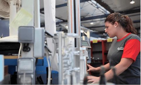 مطلوب 40 عاملة على الآلات بمدينة بن سليمان