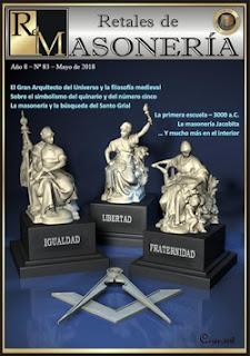 Retales de Masonería 83 – Mayo 2018