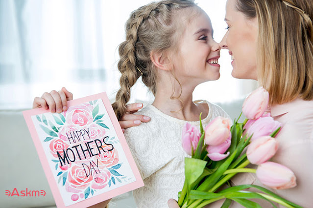 Happy Mother`s Day: eAskme