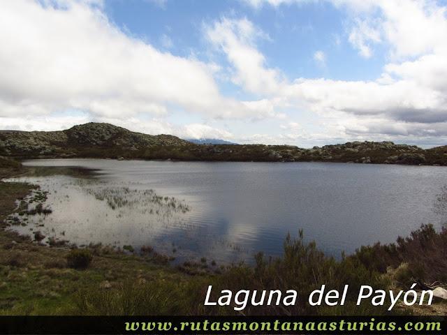 Laguna del Payón, Sanabria
