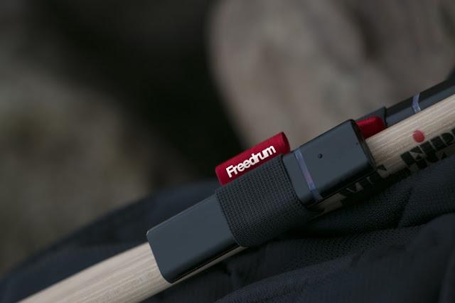 Freedrum, Alat Untuk Bermain Drum Tanpa Drum