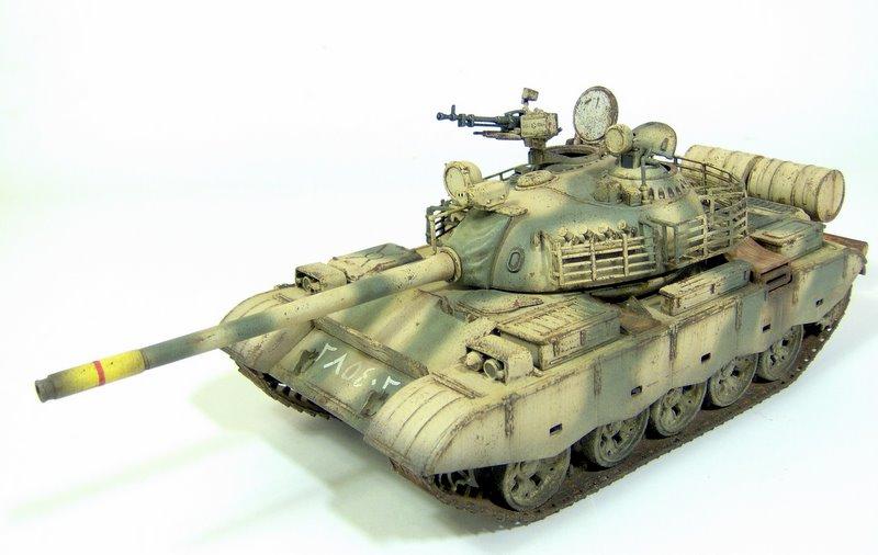 Gulumik Military Models: Iraqi Type 69-II 1/35 Trumpeter