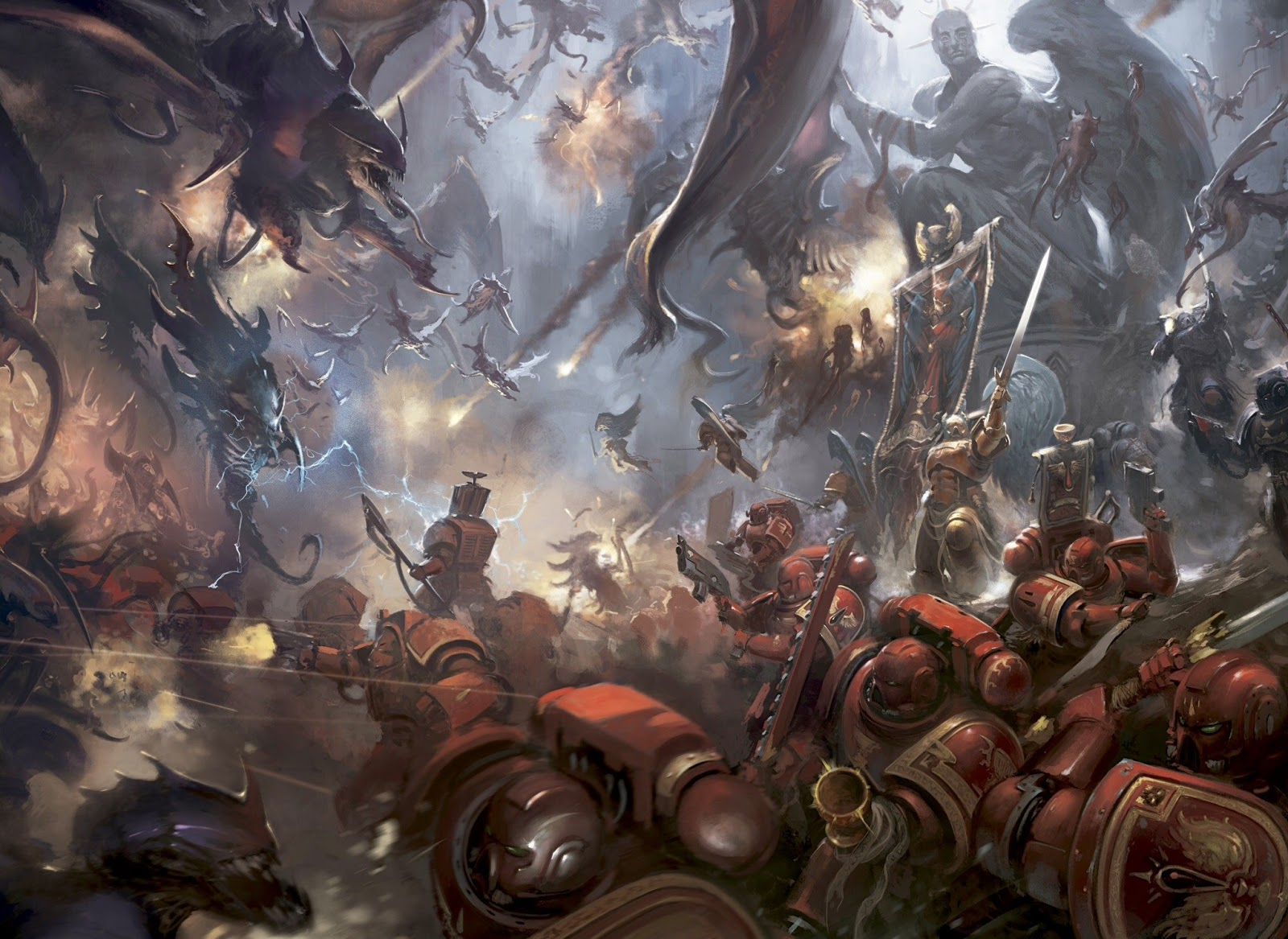 Army Selection: Are The Blood Angels Right For You? | Talk Wargaming