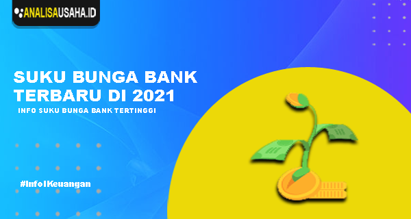 Suku Bunga Bank Indonesia 2021