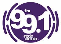 Rede Aleluia FM 99,1 de Macapá AP