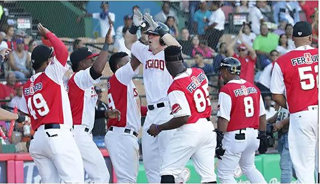 Leones mantienen ventaja en la Liga Dominicana de Béisbol