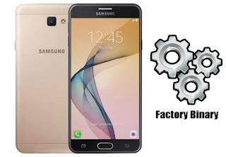 Samsung Galaxy J5 Prime SM-G570Y Combination Firmware