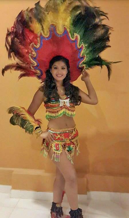 Fotos de Mariela Fernández - Reina Carnaval Villazón 2017