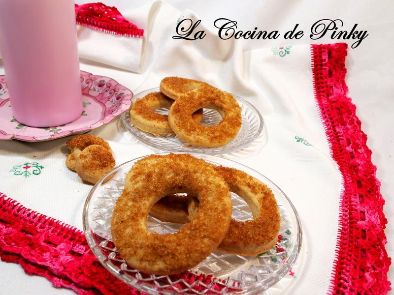 Roscos De Canela Y Limon