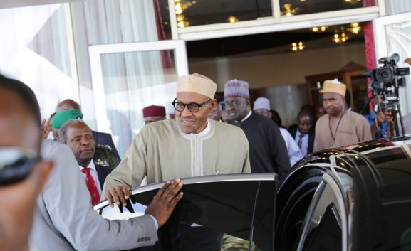 Buhari off to London on vacation, VP Osinbajo is Acting President