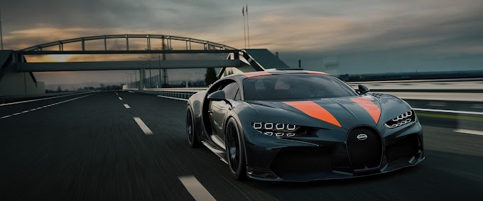 fastest production car in the world