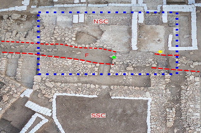 Ancient earthquake may have caused destruction of Canaanite palace at Tel Kabri