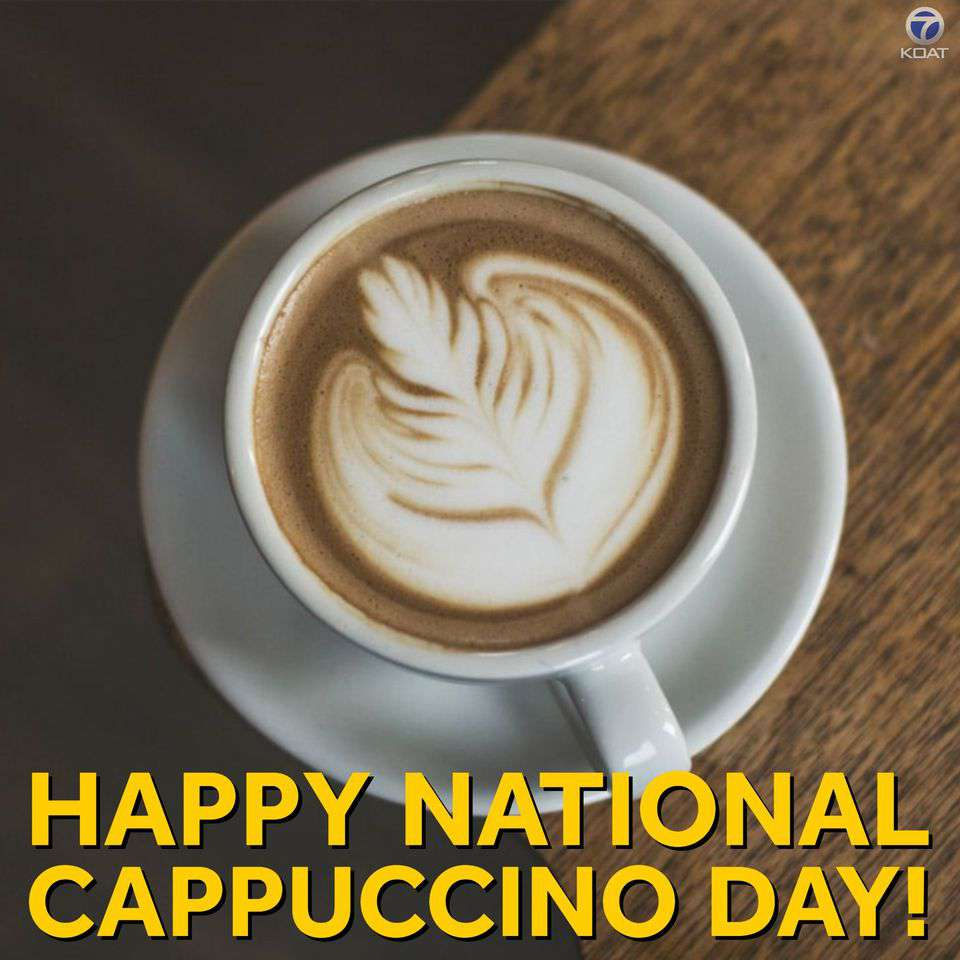 National Cappuccino Day Wishes Awesome Images, Pictures, Photos, Wallpapers
