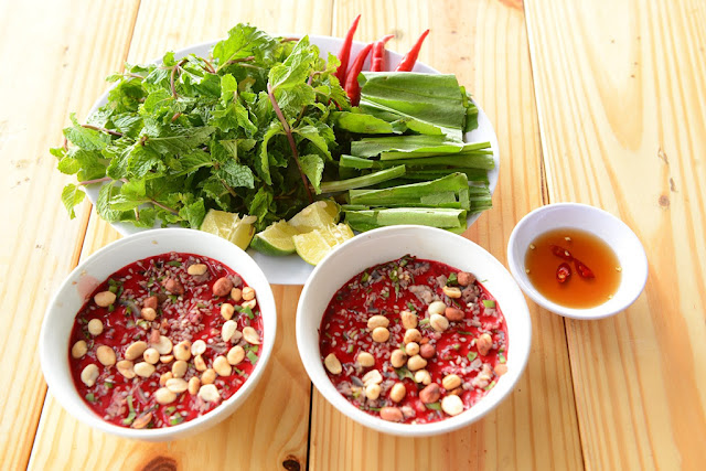 Tiết canh