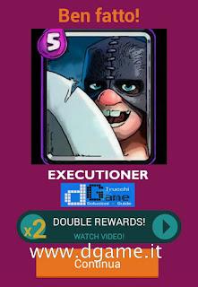 Soluzioni Quiz Clash Royale card livello 6